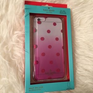 Kate Spade IPhone 6+ 6s+ Case